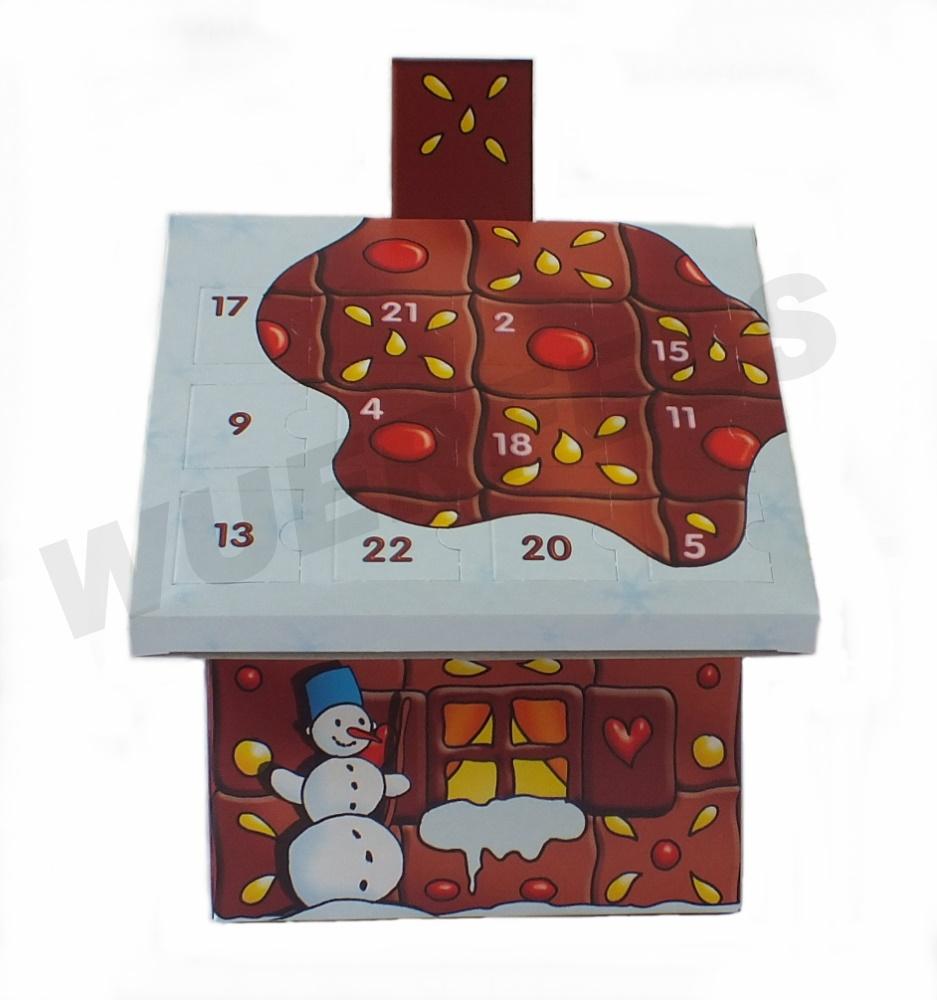 adventskalender selbermachen bastelset set zum basteln weihnachtskalender ebay. Black Bedroom Furniture Sets. Home Design Ideas