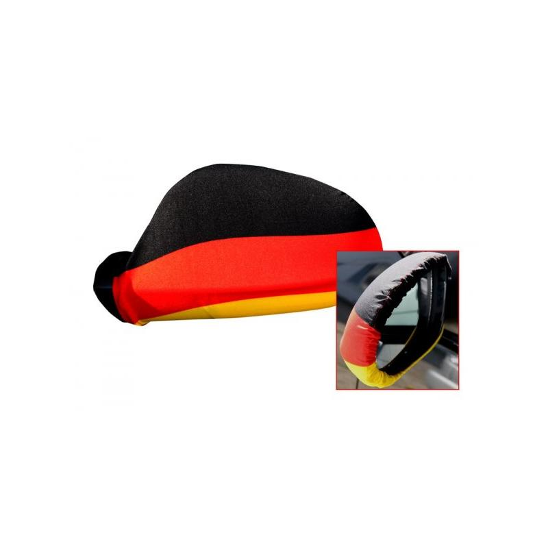 r ckspiegel flagge car bikini deutschland ohne wappen auto au enspiegel fahne ebay. Black Bedroom Furniture Sets. Home Design Ideas